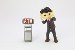 金融機関 ATM