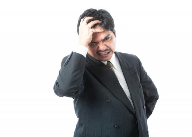 手形に頭を悩ます経営者