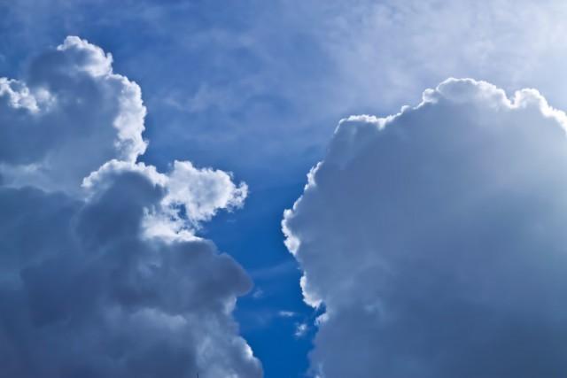 クラウド=雲