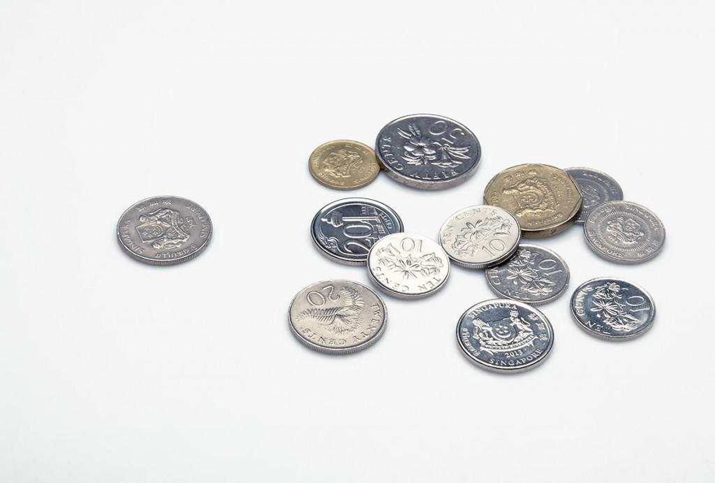 シンガポールコイン