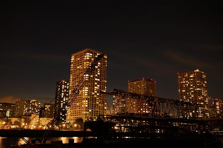 都会の風景