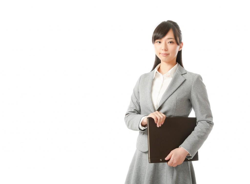経理の女性